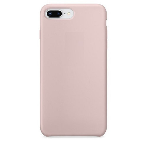 Custodia Silicone iPhone 7+/8+Rosa
