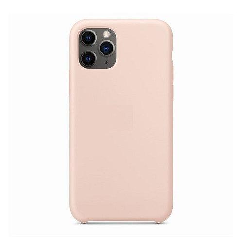 Custodia Silicone iPhone 11 Pro Rosa