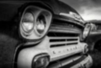 Chevrolet B&W