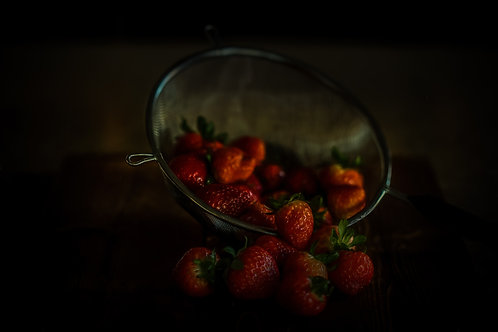 Moody Strawberries
