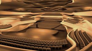 Paris Symphony Hall Competition