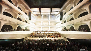 Mikalojus Konstantinas Ciurlionis Concert Hall Competition, Lithuania