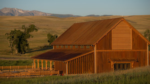 Tippet Rise Art Center, Montana