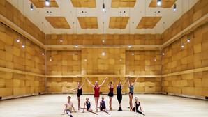 Stavros Niarchos Foundation Cultural Center, Greece
