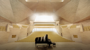 Yekaterinburg Concert Hall Competition, Russia