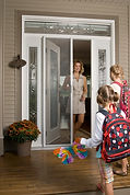 Mirage Retractable Screen:  VA Dealer Breeze Thru Screens
