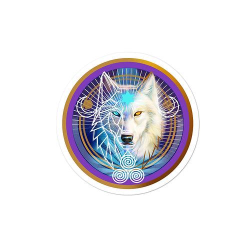 Sticker - Wolf Emblem - VR