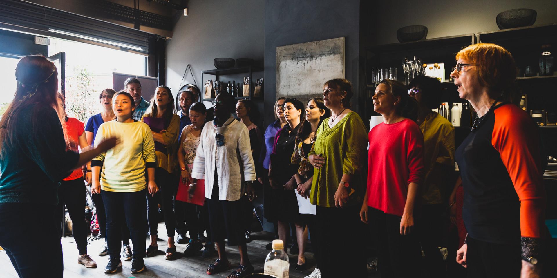 Singing in Decorum June 2019