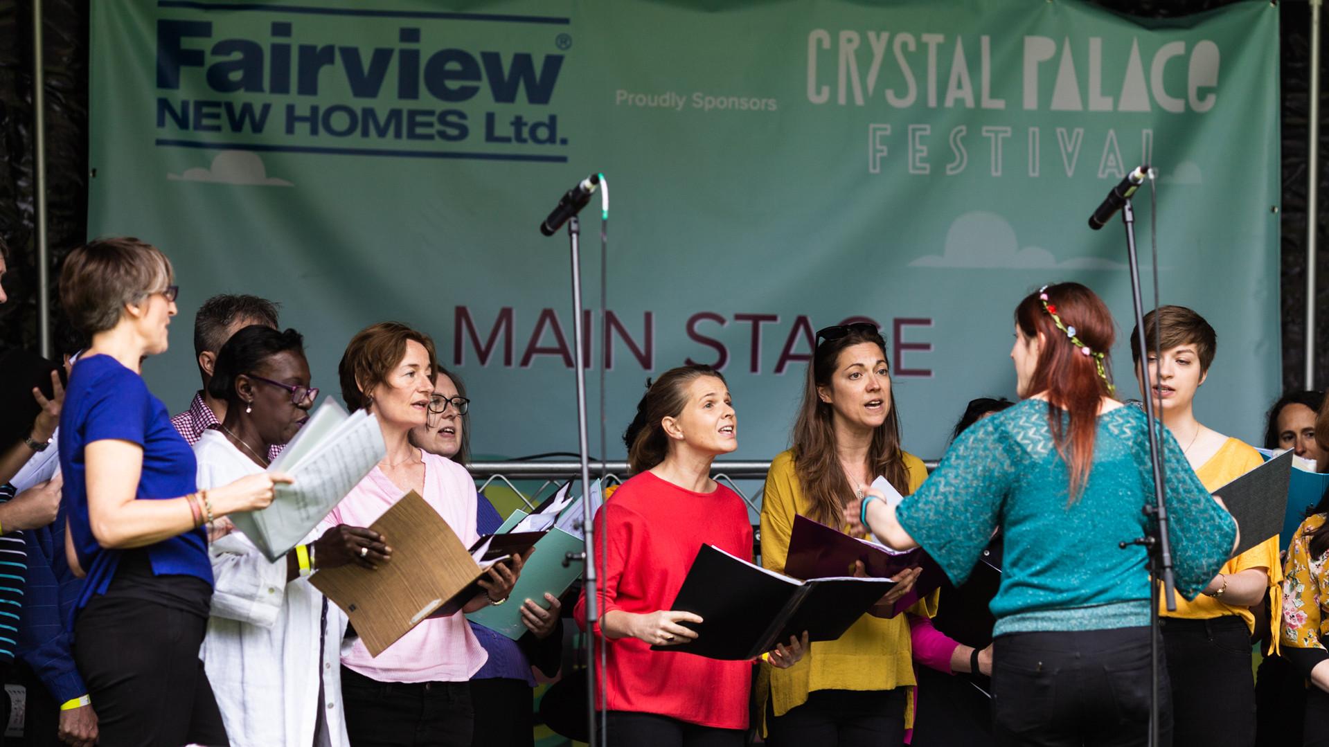 Crystal Palace Festival June 2019