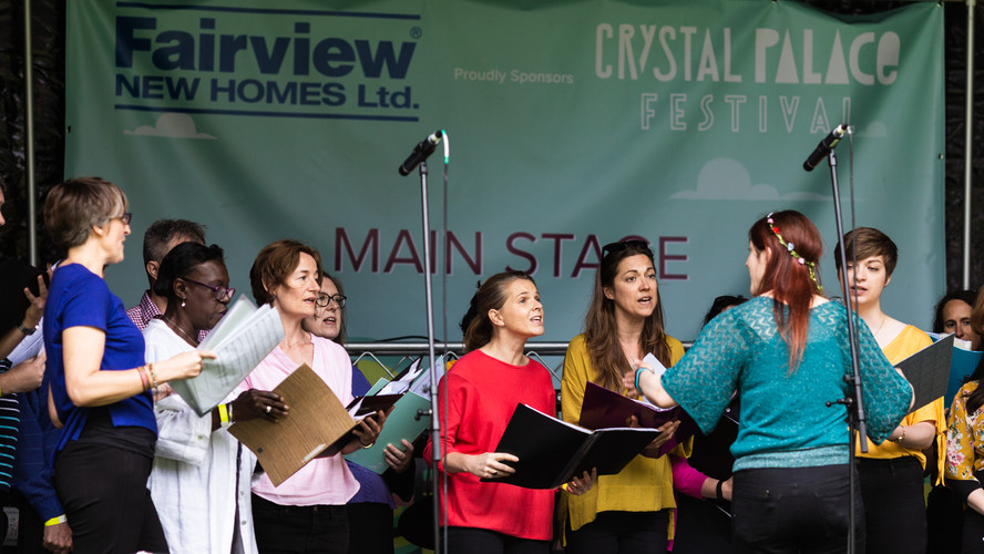 Crystal Palace Festival June 2019