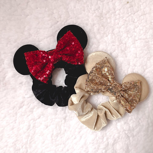 MINNIE SCRUNCHIE