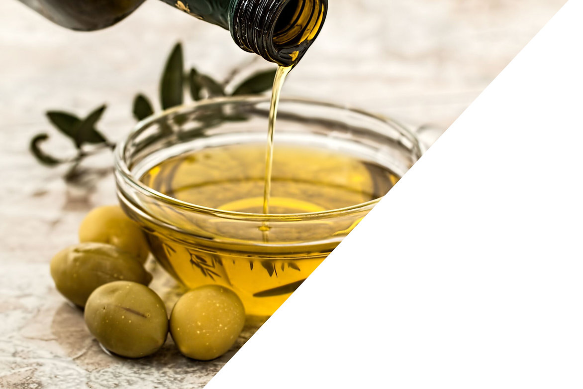 Extra virgin olive oil from Turkey