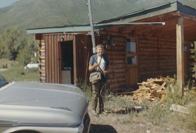 Photo from 1990 Boy Fishing