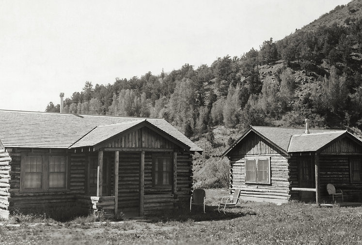 Historic Cabins Snowmass