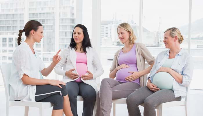 A Pregnancy Health Coach
