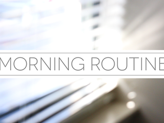 The perfect morning routine-Start your day right in 15 steps.