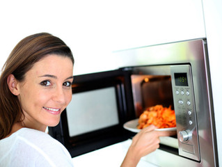 What the Microwave does to our Food
