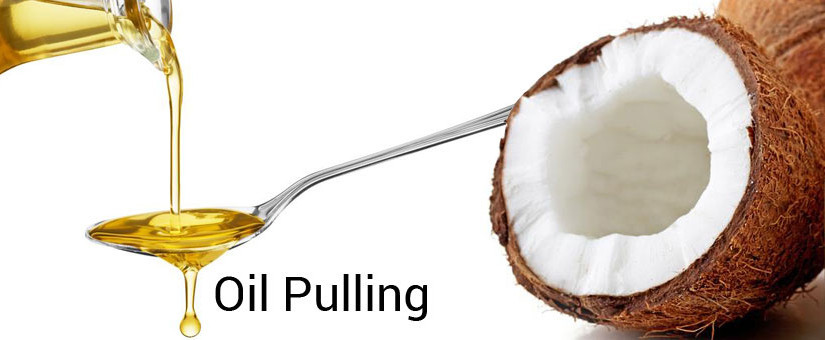 The Health Coach-oil pulling