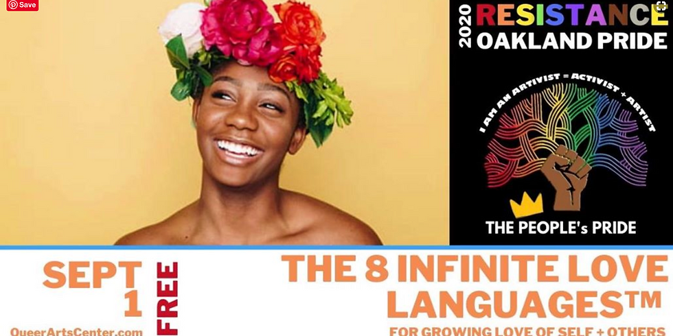 The 8 Infinite Love Languages™ for Growing Love of Self + Others
