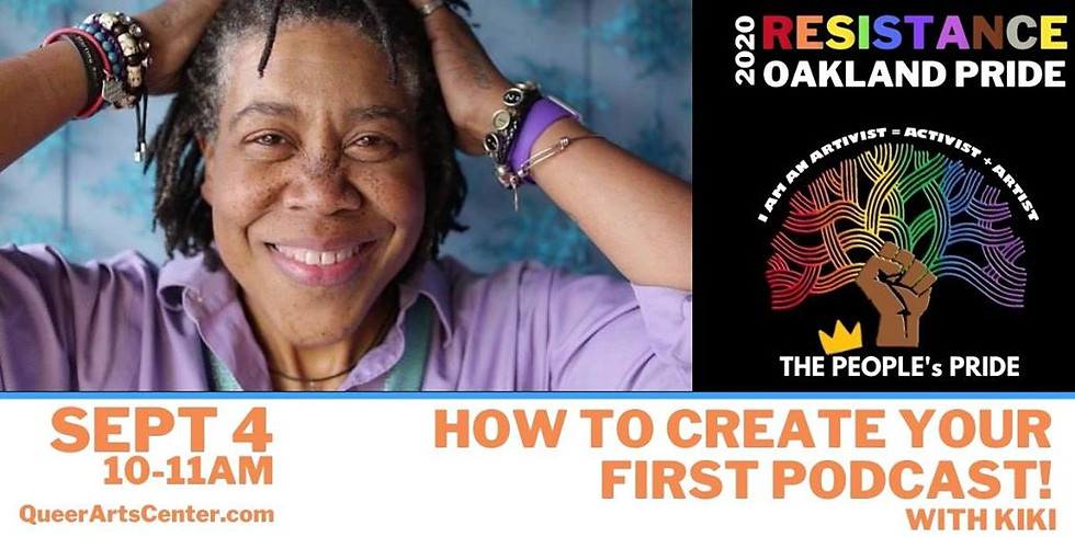 How To Create Your First Podcast with Kiki