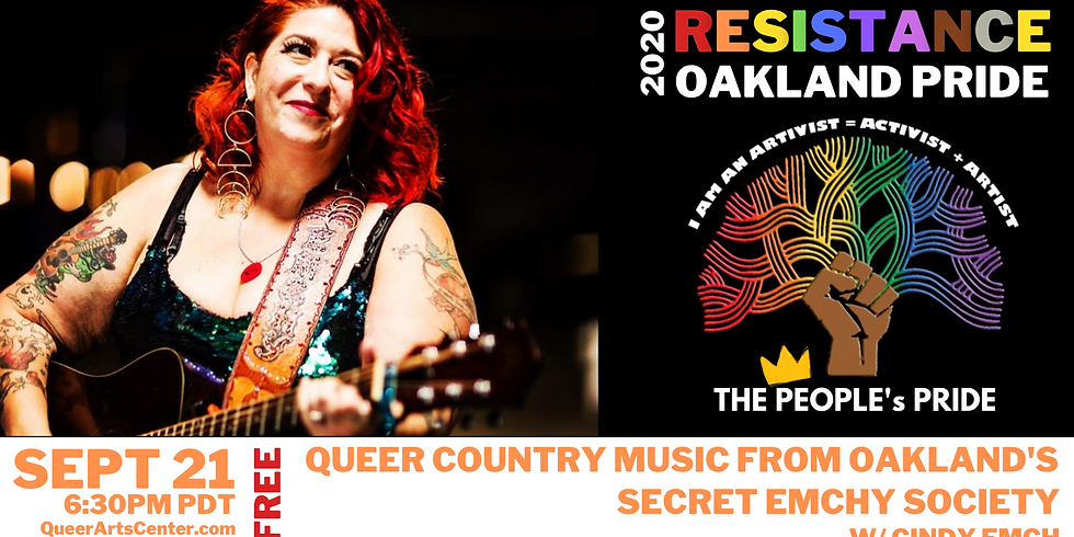 Queer Country Music from Oakland's Secret Emchy Society