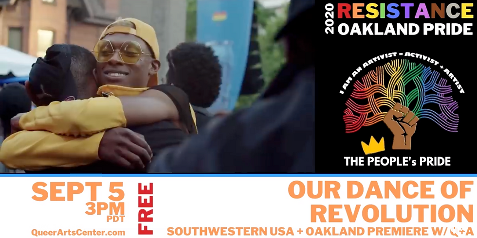 Our Dance of Revolution: The Southwestern US Film Premiere w/Q+A