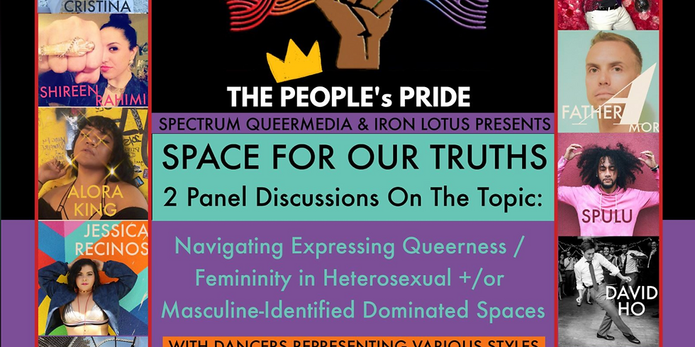 Space for Our Truths!