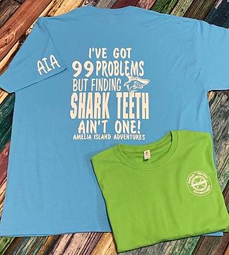 Amelia Island Adventures Shirts
