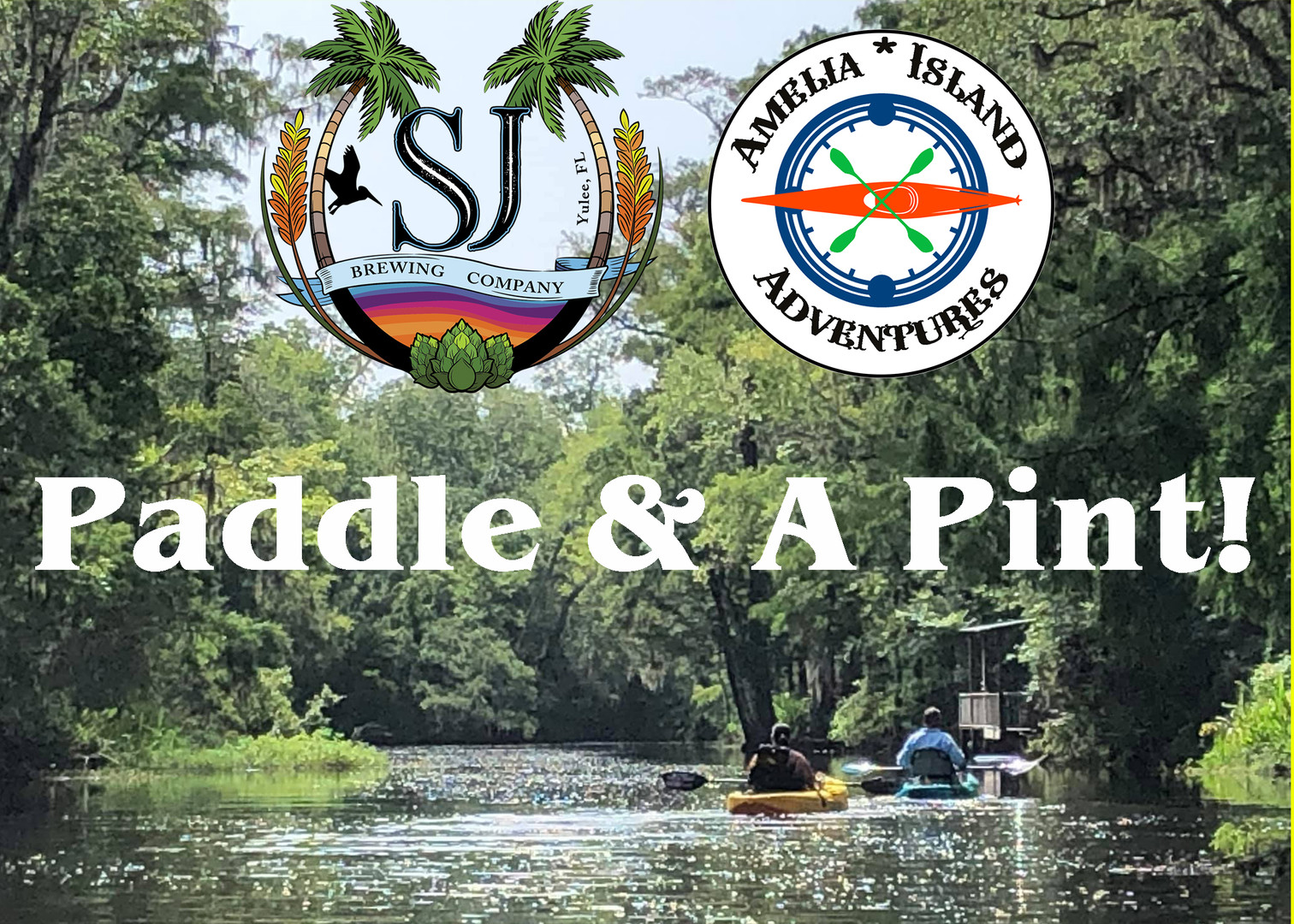 Paddle & A Pint!