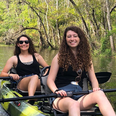 Sunshine and smiles out on the water! We