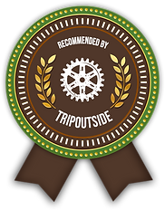 TripOutside badge