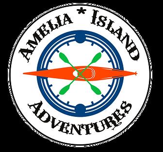 Amelia Island Adventures Kayaking Logoo