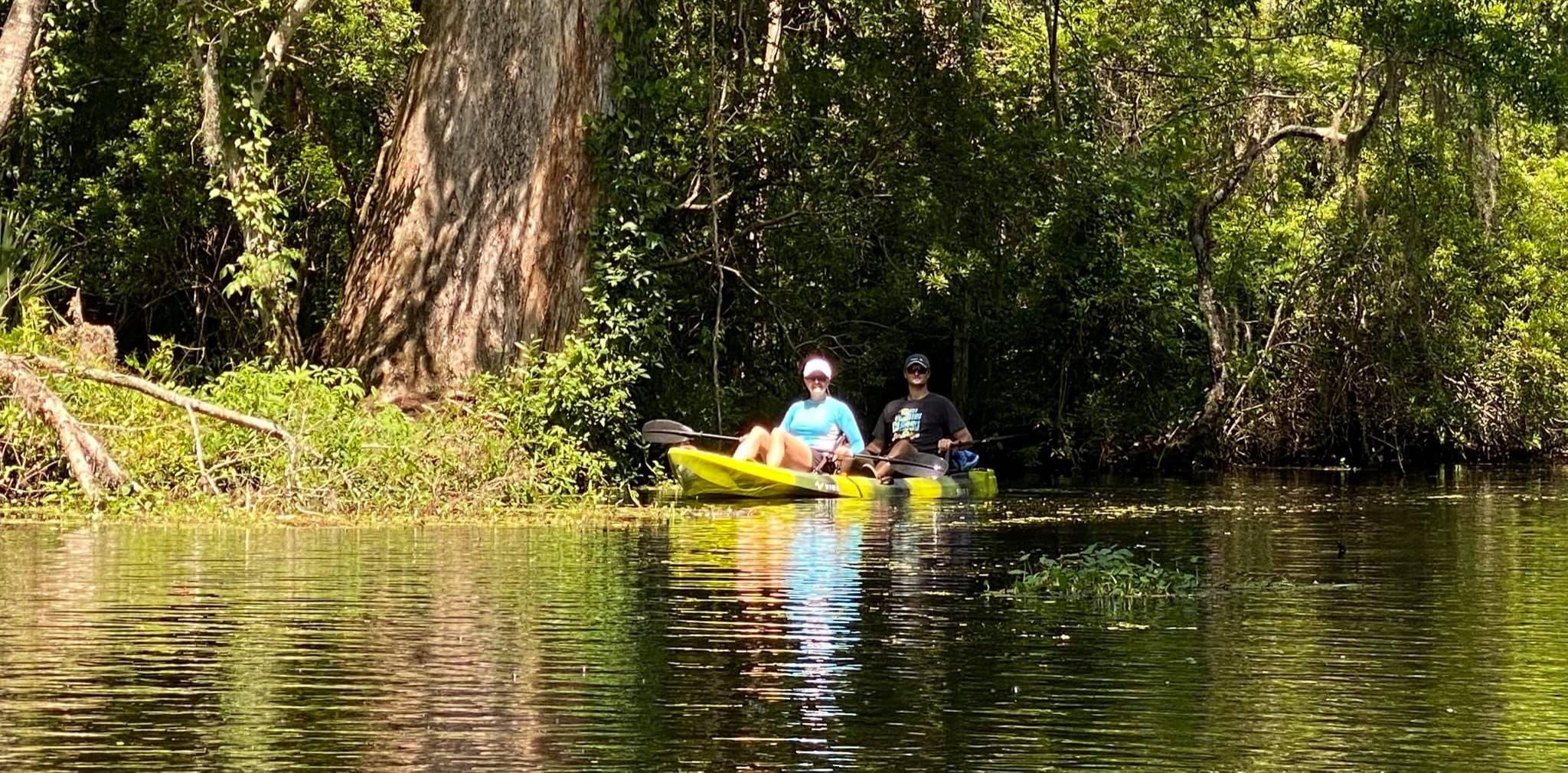 Big Cypress GUIDED Kayak Tour
