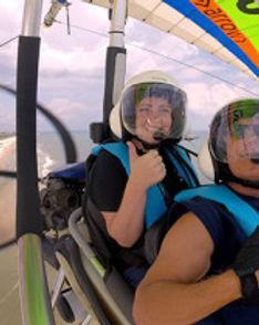 Powered Hang Gliding