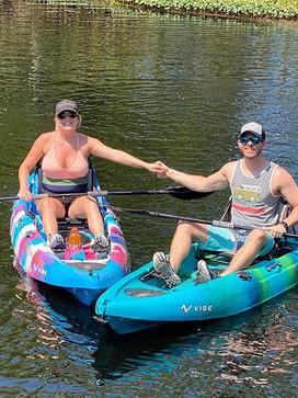 Eco Easy Self-Guided Kayak Rental
