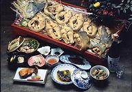 村上牛鮭料亭・和食、 割烹 善蔵 、 城下町村上市