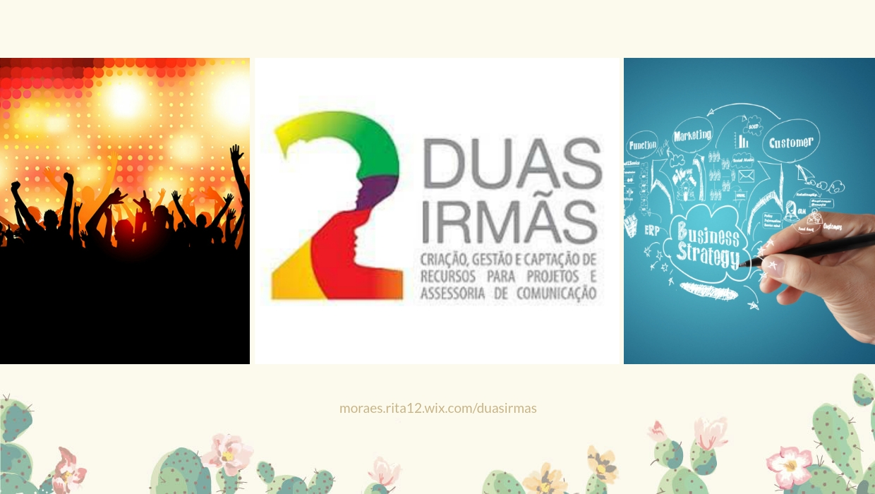 Duas Irmas Banners Redes