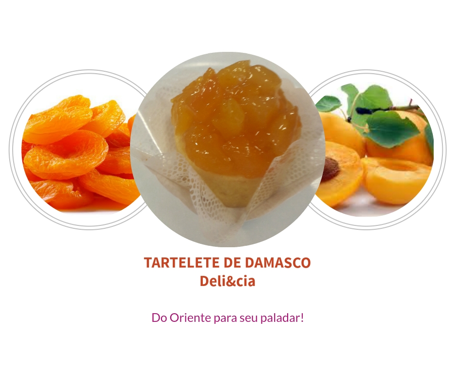 Tartelete Damasco Deli