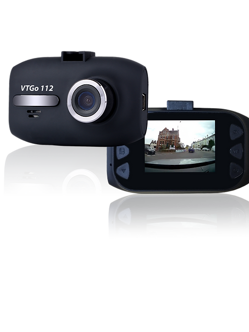 VTGO112 - Dash Cam Inc 16GB SD Card