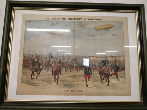 Grandes manoeuvres de l'armée française 1910