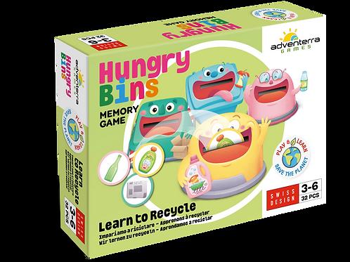 Hungry Bins