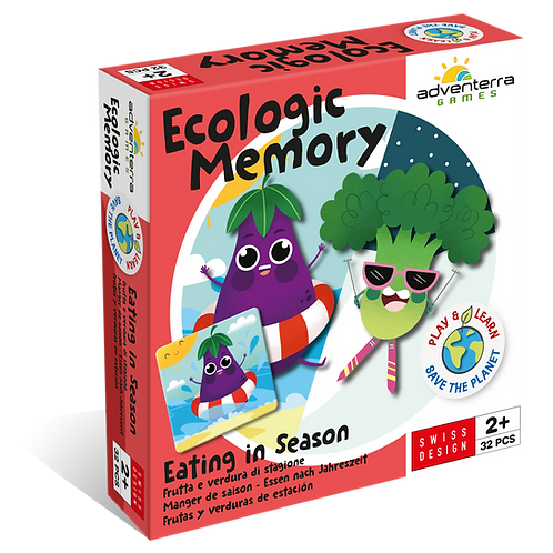 Ecologic Memory - Eating in Season