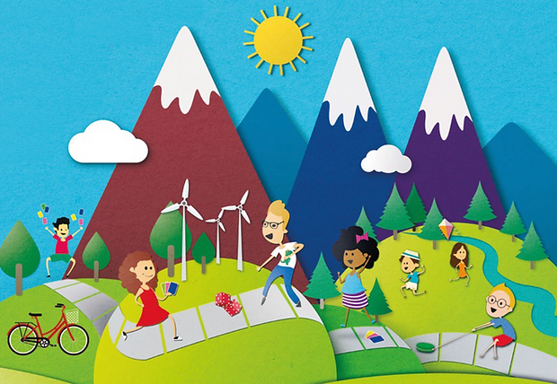 Adventerra gams, giochi educativi ambientali