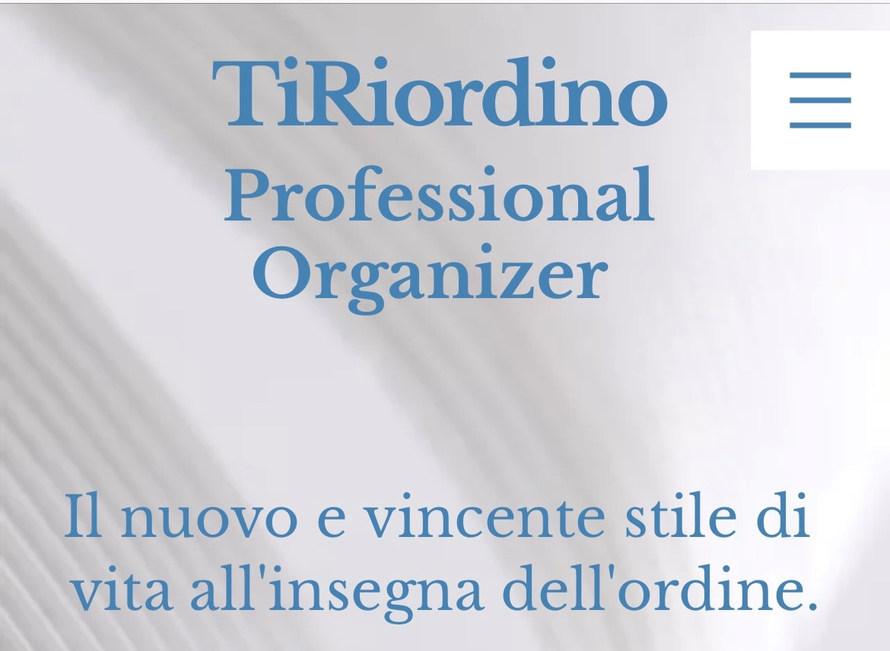 TiRiordino Professional Organizer
