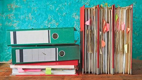 TiRiordino Professional Organizer: documenti di casa e ufficio