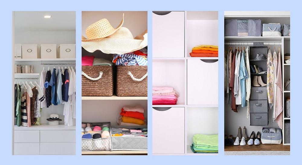 10 accessori indispensabili per organizzare il tuo armatio TiRiordino Professional Organizer