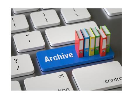 Archiviare i documenti di casa in digitale
