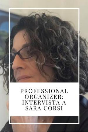 """No time for style"" intervista TiRiordino Professional Organizer"