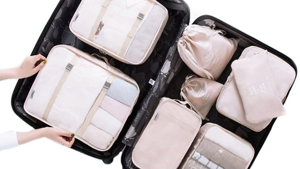 I migliori organizer per la valigia
