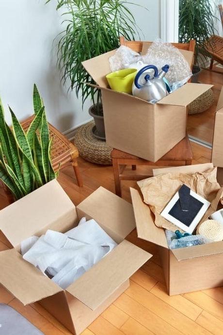 TiRiordino Professional Organizer: traslocare